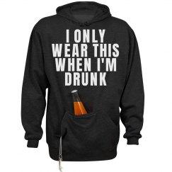 My Drinking Hoodie