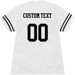 Sports Custom Back Design