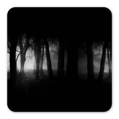 Haunted Woods Magnet