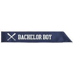 Baseball Bachelor Boy