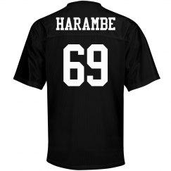 Harambe 69 Jersey