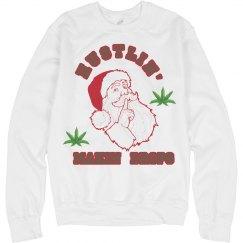 Hustlin Santa