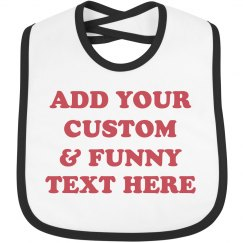 Make Your Own Custom Bib