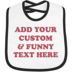 Make Your Own Custom Bib