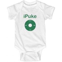 iPuke Onesie