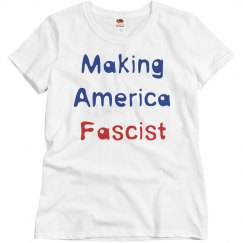 Making America Fascist