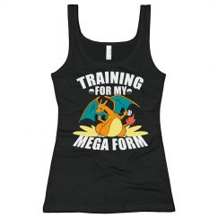 Training For The Mega Form