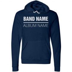 Customizable Band With Album Name