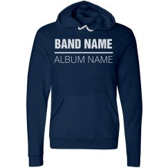 Customizable Band With Album Name