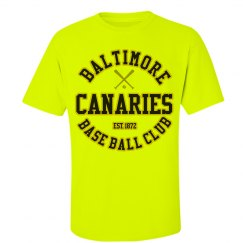 Baltimore Canaries 1872