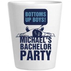 Mike's Bachelor Passout