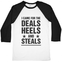 Came Here For Deal Heels & Steals