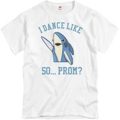 Left Shark Prom Dance