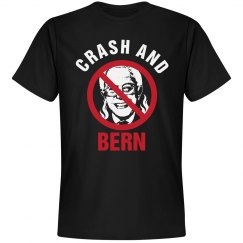 Crash And Bernie Sanders