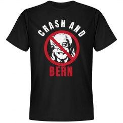 Crash And Bernie Sanders