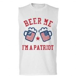 Patriotic Drunk Tank