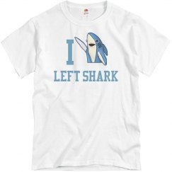 I HEART LEFT SHARK