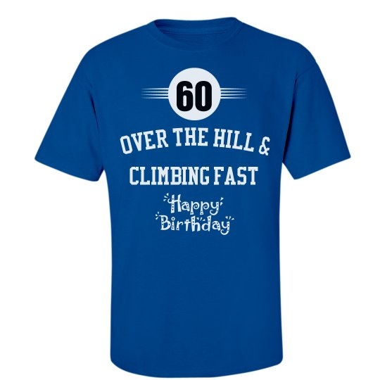 60 and climbing fast