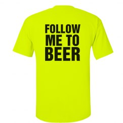 Follow Me To Beer