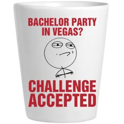 Bachelor Party Accepted