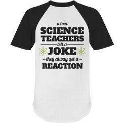 Teachers Love Science Joke
