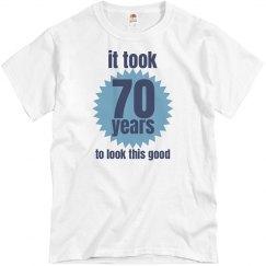 70 Years Looking Good