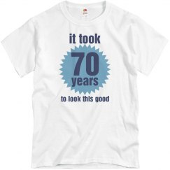 70 Years Looking Good