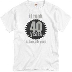 40 Years Looking Good