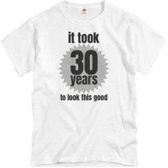 30 Years Looking Good