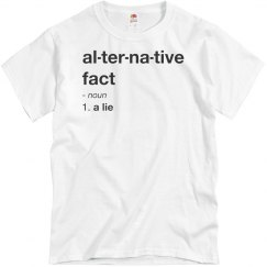 Alternative Facts Definition