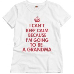 Can't Keep Calm Grandma