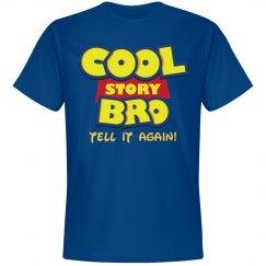 Cool Story Bro Logo