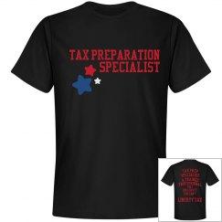TAX PREP SPECIALIST