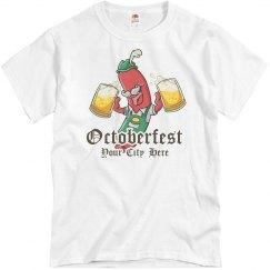 Custom City Oktoberfest Shirt
