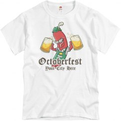Custom City Oktoberfest Shirt