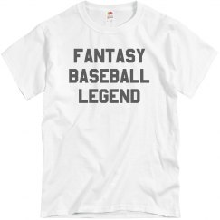 Fantasy Baseball Legend