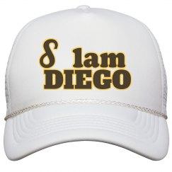 Slam Diego Baseball Cap