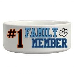 #1 family member