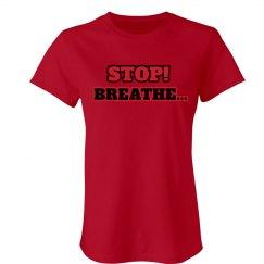 Stop...Breathe