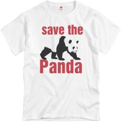 Save the Panda T-Shirt