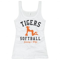Sexy Tigers Softball Wife