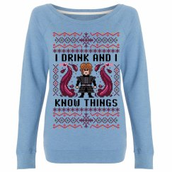 Drink And Know Things For Christmas