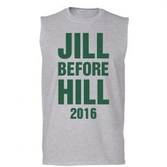 Jill Before Hill Muscle Tank