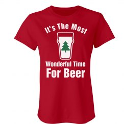 Wonderful Time For Beer