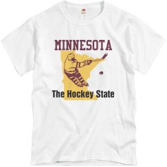 MN The Hockey State