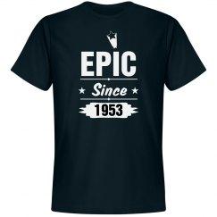 Epic since 1953