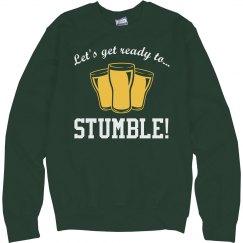 The Irish Stumbler St. Patrick's