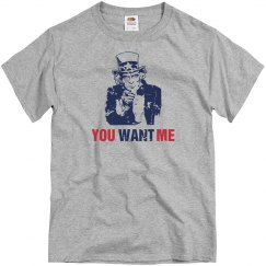 Uncle Sam You Want Me