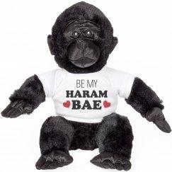 Valentine's Haram Bae Gorilla