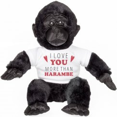Love You More Than Harambe